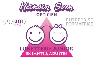 Logo lunetterie junior